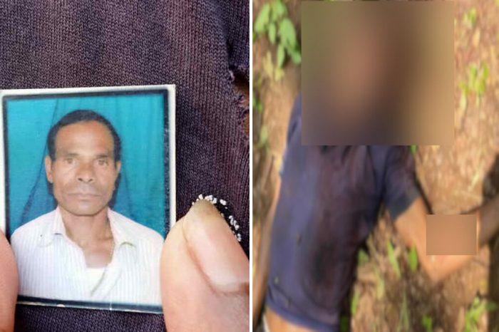 MP पुलिस ने जिस आदिवासी को उतारा मौत के घाट, उसके परिवार को मुआवजे में मिला 40 किलो चावल