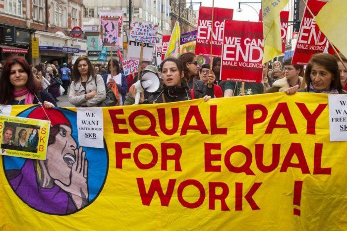 आज पहली बार मनाया जा रहा है अंतरराष्ट्रीय समान वेतन दिवस 2020
