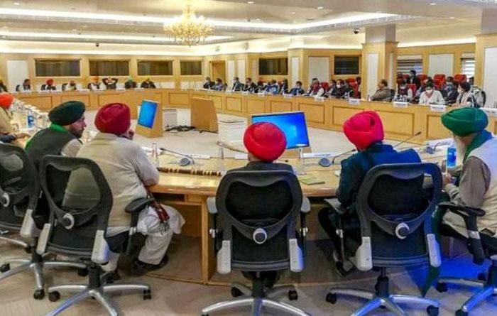 29 नहीं अब 30 दिसंबर को होगी किसानों से बातचीत, सरकार ने 13 संगठनों को भेजा न्यौता