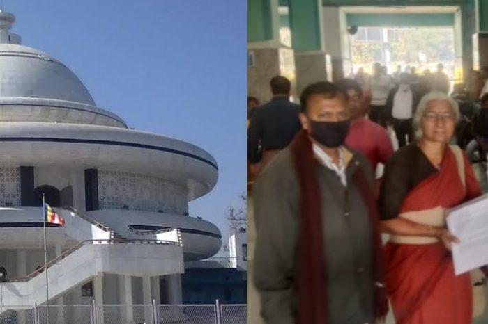 महू/इंदौर: बाबा साहेब के जन्मभूमि स्थल पर अवैध कब्जे के खिलाफ लोगों में रोष, मेधा पाटकर ने संभाला मोर्चा