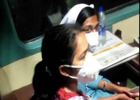 यूपी के हिंदुत्ववादी गुंडों ने दिल्ली-उड़ीसा ट्रेन में कैथोलिक नन, किशोरियों को परेशान किया