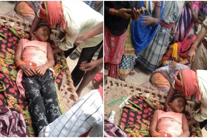 UP : आपदा में भी नहीं थम रही हैवानियत, अमेठी में बकरी चराने गई 12 साल की दलित लड़की का पेड़ से लटकता मिला शव