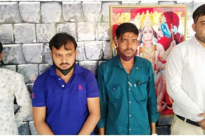 न्यूज चैनल के एंकर की साथियों सहित गिरफ्तारी और जमानत पर सवालों के घेरे में कानपुर पुलिस
