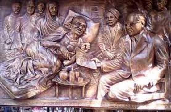 पूना पैक्ट दलित गुलामी का दस्तावेज - एस. आर. दारापुरी. आई.पी.एस. (से. नि.)