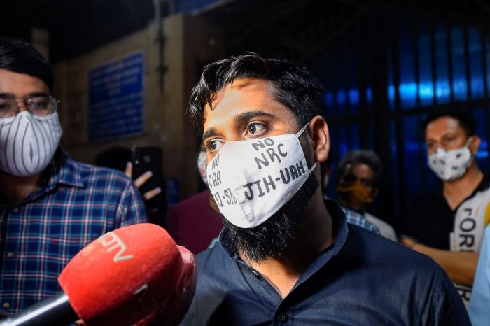 दिल्ली दंगा: आसिफ़ के कथित इक़बालिया बयान के मीडिया में लीक होने की स्वतंत्र जांच कराने की मांग