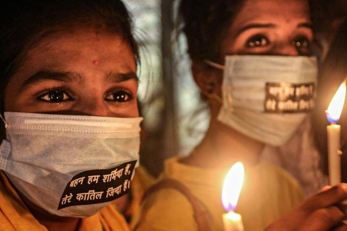 UP: Three arrested for alleged rape and murder of 18-year old Dalit woman in Mahoba district