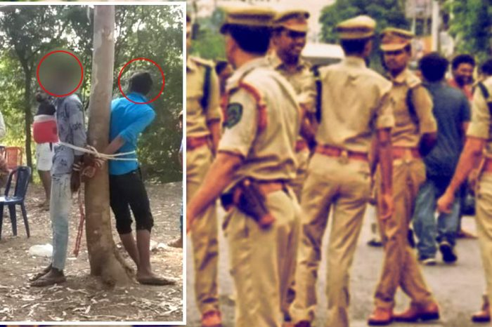Andhra Pradesh: Dalit Teenagers Tied To Tree, Beaten Brutally On Suspicion Of Stealing Hens