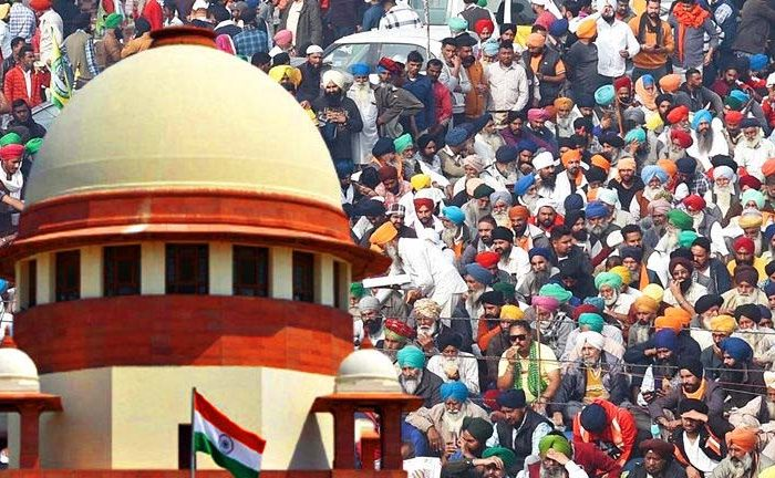 Farmers' protest: SC issues notice on plea seeking reconstitution of Committee