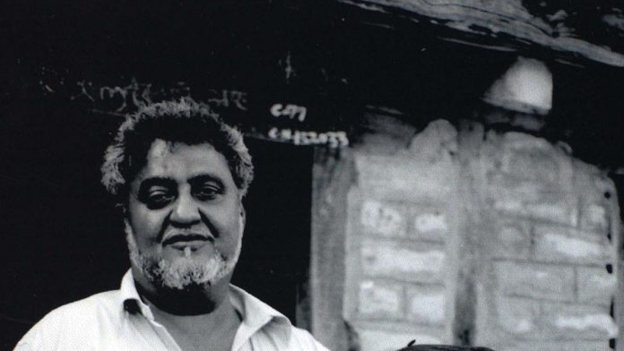 Poet & Dalit Panther Namdeo Dhasal's poetry embraced those discarded by society