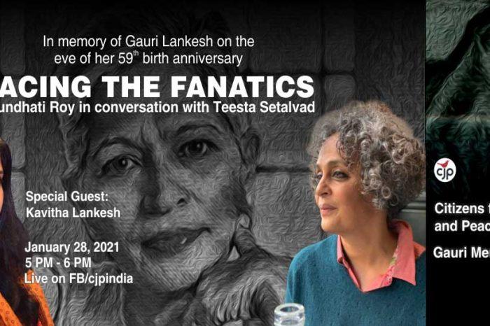 Facing the Fanatics: Celebrating Gauri Lankesh's legacy