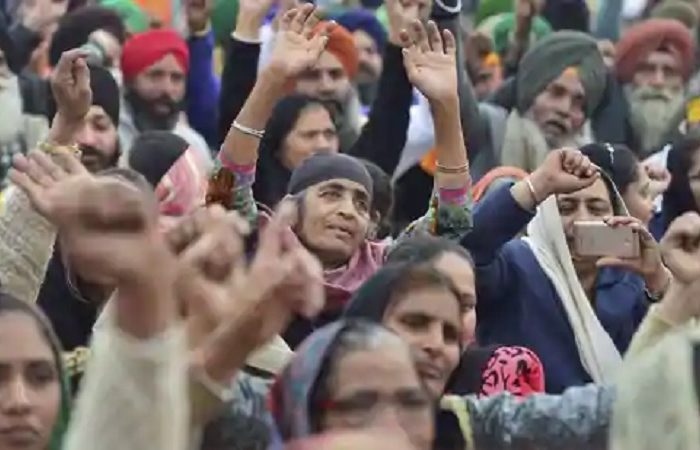 At least 10 lakh farmers will march on Republic Day: AIKMS