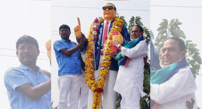Ambedkar strove hard for Dalit rights: Indrakaran Reddy