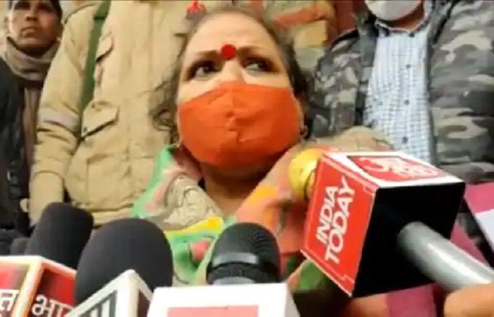 NCW member blames Badaun gangrape victim!