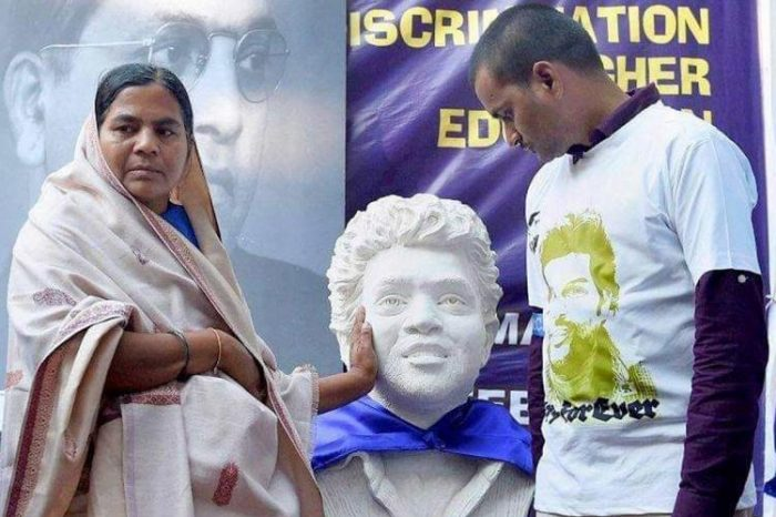 Not a single day goes by without remembering him: Rohith Vemula's mother Radhika