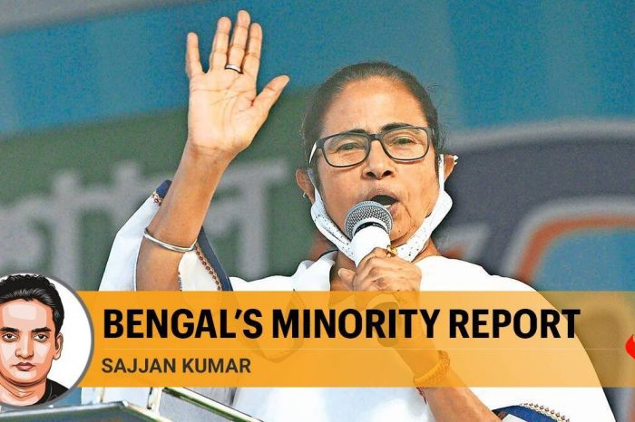 Muslim vote in the state seems to be consolidating behind Trinamool