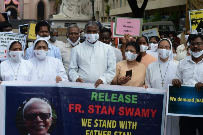 Human rights defender Stan Swamy, has been harassed since 2018: OHCR