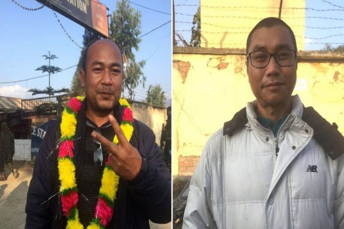 Manipur journalists released; charges dropped