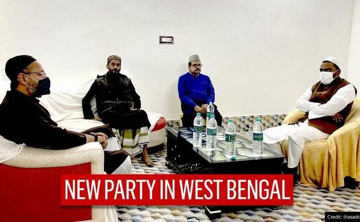 Owaisi's Prospective West Bengal Ally Abbas Siddiqui To Announce New Party On January 21