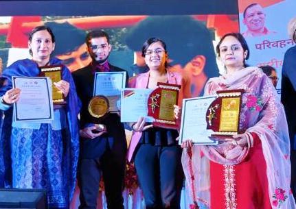 Aligarh Muslim University Teams Felicitated