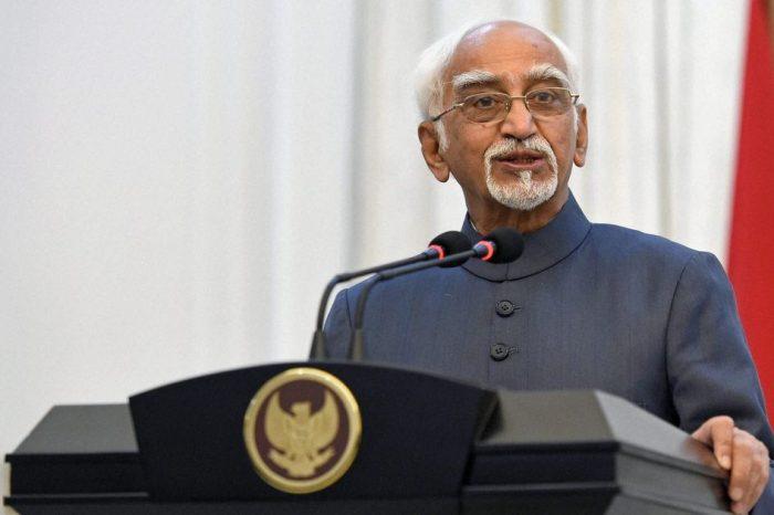 Hamid Ansari's woes: Plight of Pluralism in India