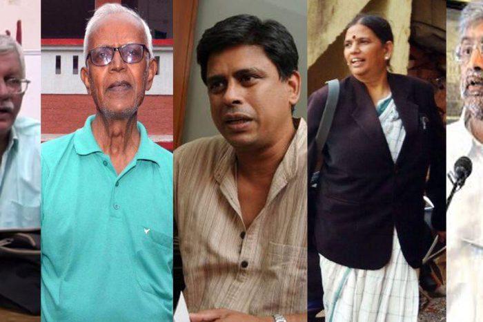 Bhima Koregaon case: Chorus demanding release of activists grows
