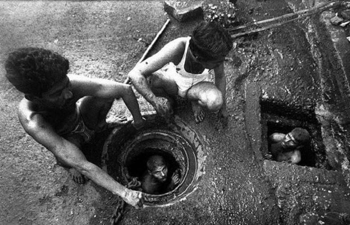 Two manual scavengers die in Chennai, death toll at six for this month alone!