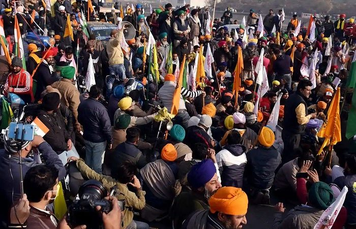 British Parliament may consider debate on Indian farmers' protests