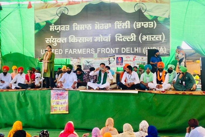 India's youth stand in solidarity with annadaatas on Yuva Kisan Diwas