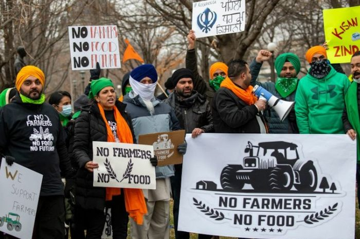 87 US groups declare support for farmers' struggle in India