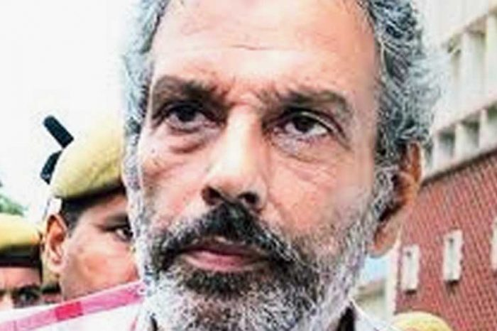 Kobad Ghandy revisits years in jail