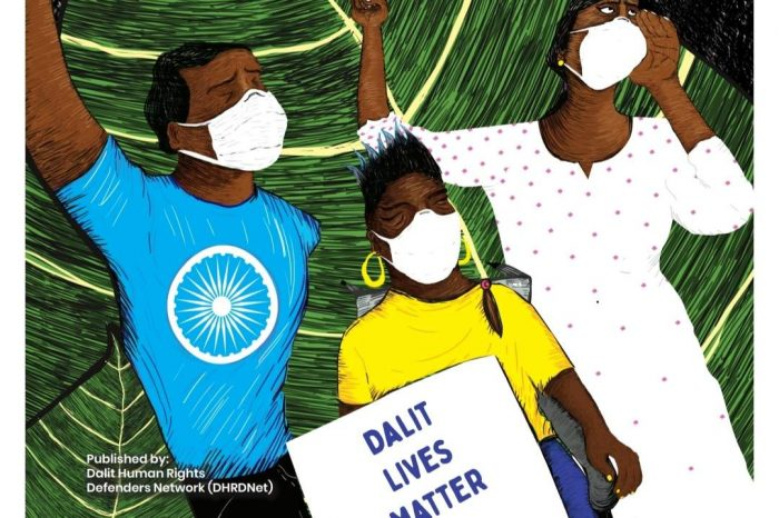 No Lockdown on Caste Atrocities: This book documents the crimes that even a social distanced pandemic could not prevent