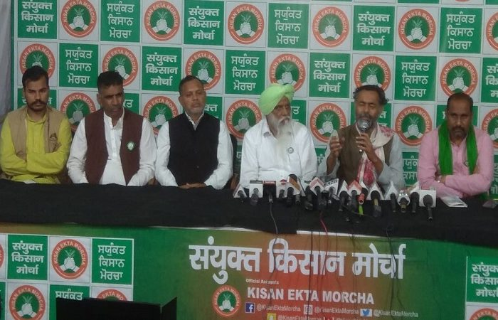 """Farmers focus on assembly election stating """"govt only understands votes"""""""