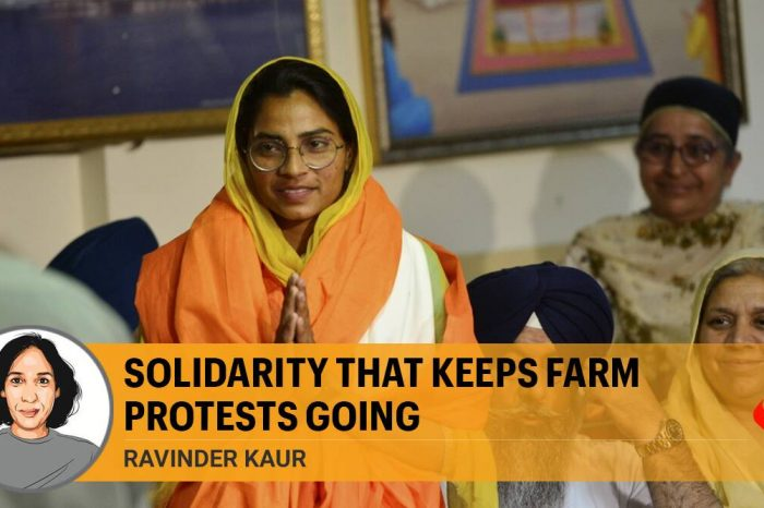 The protest has opened new space for workers, farmers to forge solidarity in their struggle