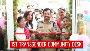 Hyderabad: Gachibowli Police Station gets India's first-ever 'Transgender Community Desk'
