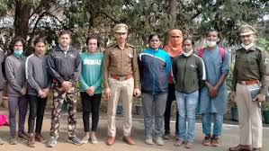 In a first, Chhattisgarh police hire 13 transgenders as constables