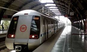 Citizens protest against Noida metro trains ''skipping'' some stations during peak hours