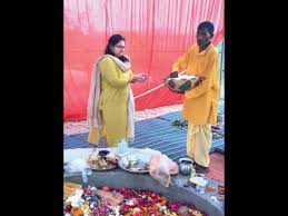 Dalit anointed head priest of Lord Shiva temple near Lucknow