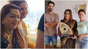 Rubina Dilaik gets a special visit from guruma of transgender community. See post