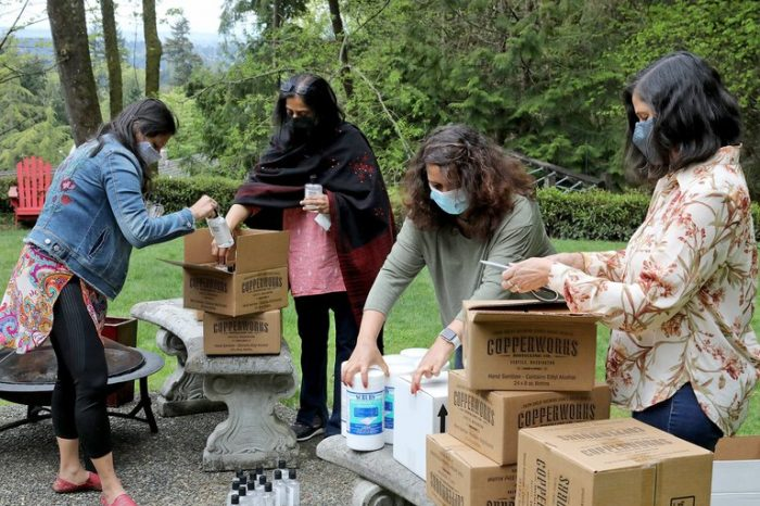 Seattle-area Indian community mobilizes to help India as COVID devastates the country