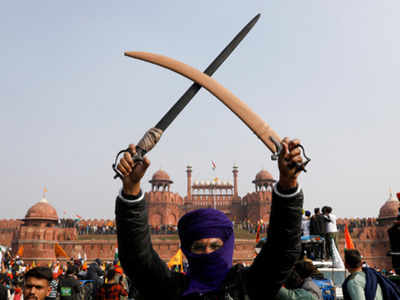 Delhi court denies anticipatory bail to man who carried sword at Red Fort on R-Day