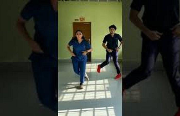 Medicos Naveen K Razak, Janaki Omkumar give some dance therapy to communal trolls