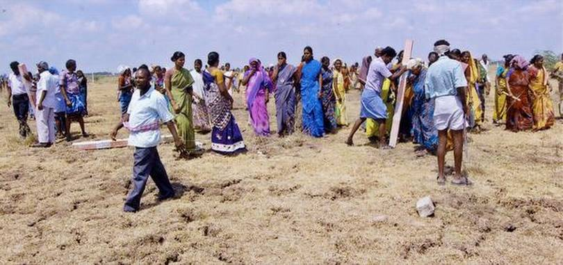 How Dalit lands were stolen