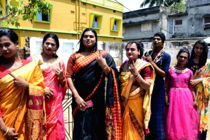 44 transgender to vote in the third phase of the Assam Assembly election.