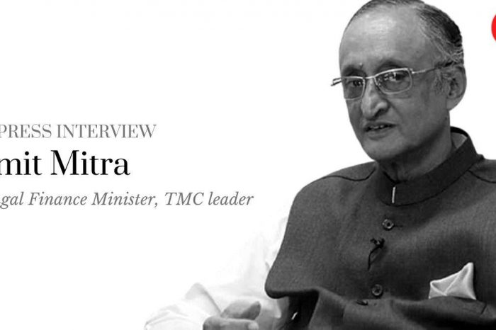 Amit Mitra Express interview: 'This is not a Modi-Shah armada election…battle for Bengal for Sangh is part of plan to redefine India in image of Parivar's core values'