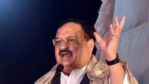 Nadda: TMC poll narrative packed with 'negativism and vengeance'