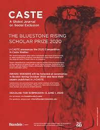 Celebrating the Winners of the 2021 Bluestone Rising Scholar Prize