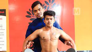 After transforming from 'she' to 'he', Praveen works hard to become Mr Kerala......