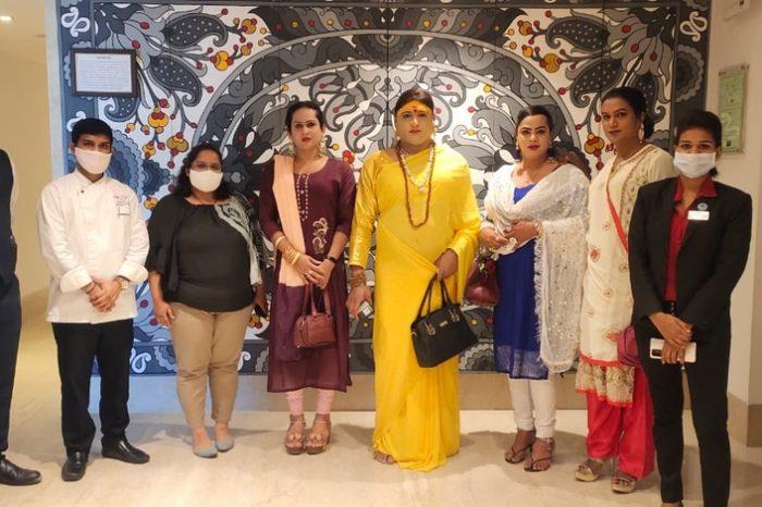 Mercure Hyderabad KCP commemorates International Transgender Day