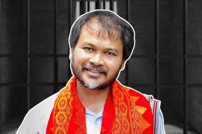 Akhil Gogoi wins big despite being behind bars!