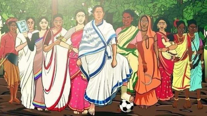 Battleground Bengal: TMC decimates BJP's communal agenda, wins almost 50 percent vote share!